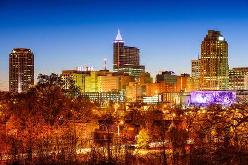 Move to Raleigh NC